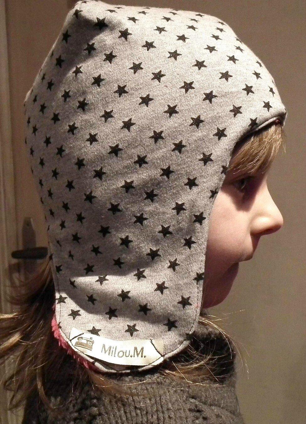 c652aa42548d Tuto couture bonnet enfant - Mercerie   Couture