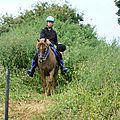 Jeux équestres manchots - parcours de pleine nature après-midi (289)