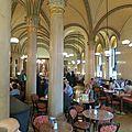 Cafe central - vienne : pour un petit déjeuner avec sissi