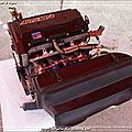 Le moteur de la fameuse R11 Maxi