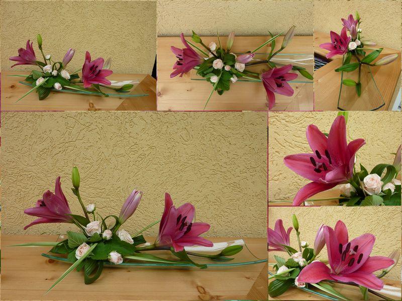 art floral juin 2010 babisa babiscrap. Black Bedroom Furniture Sets. Home Design Ideas