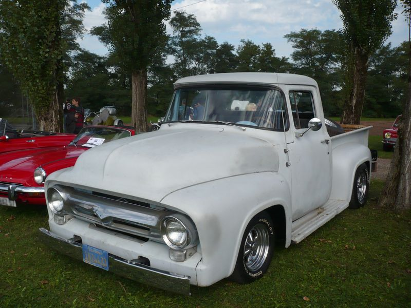FORD F-100 pick up Créhange (1)