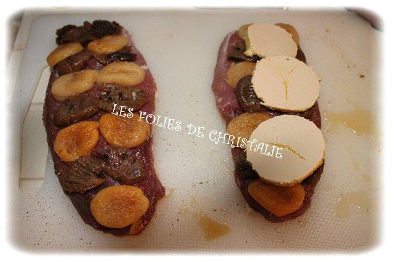 Magrets foie gras 3