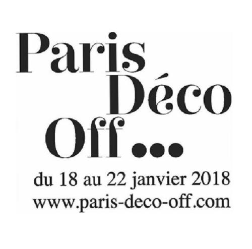 A ne pas manquer Paris Déco Off.