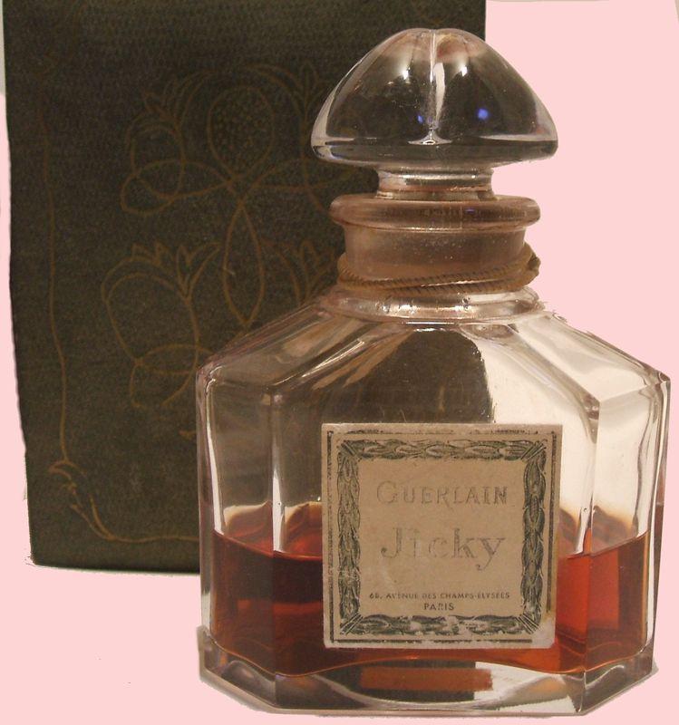 Jicky Guerlain Anciens Des Flacons Art nPk80wO