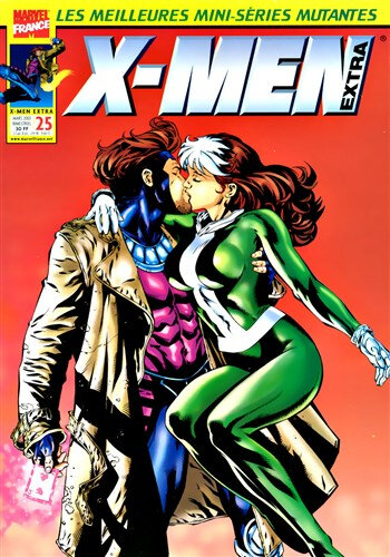 x-men extra 025 gambit