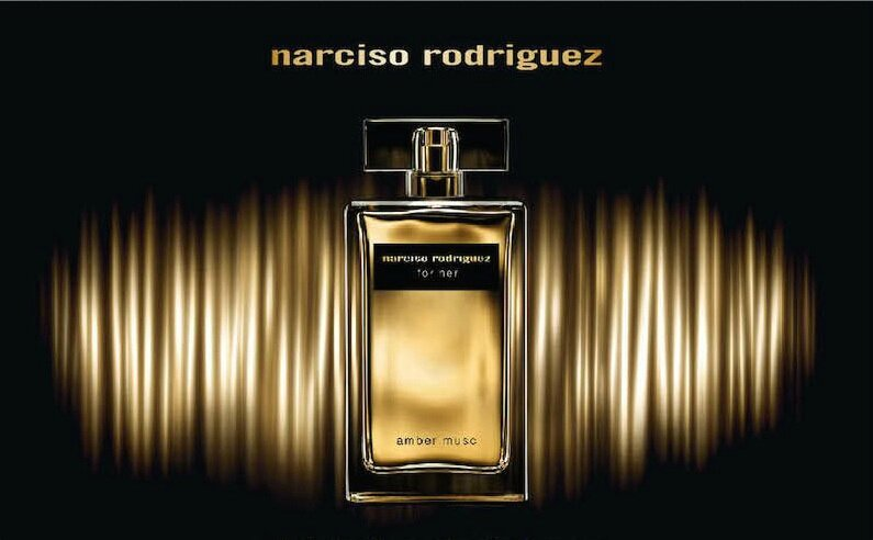 narciso rodriguez for her ambre musc 1
