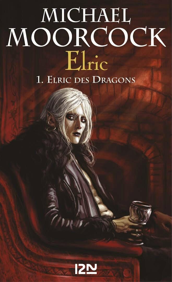 Elric des dragons de Michael Moorcock