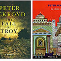 The fall of troy, de peter ackroyd