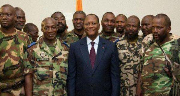 Alassane Ouattara a assumé la paternité de la rébellion en reconnaissant les promesses qu'il a faites avant sa prise du pouvoir