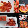 Bataille chromatique ou comment sublimer les fruits et les légumes