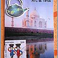 279 Inde avec Tortue