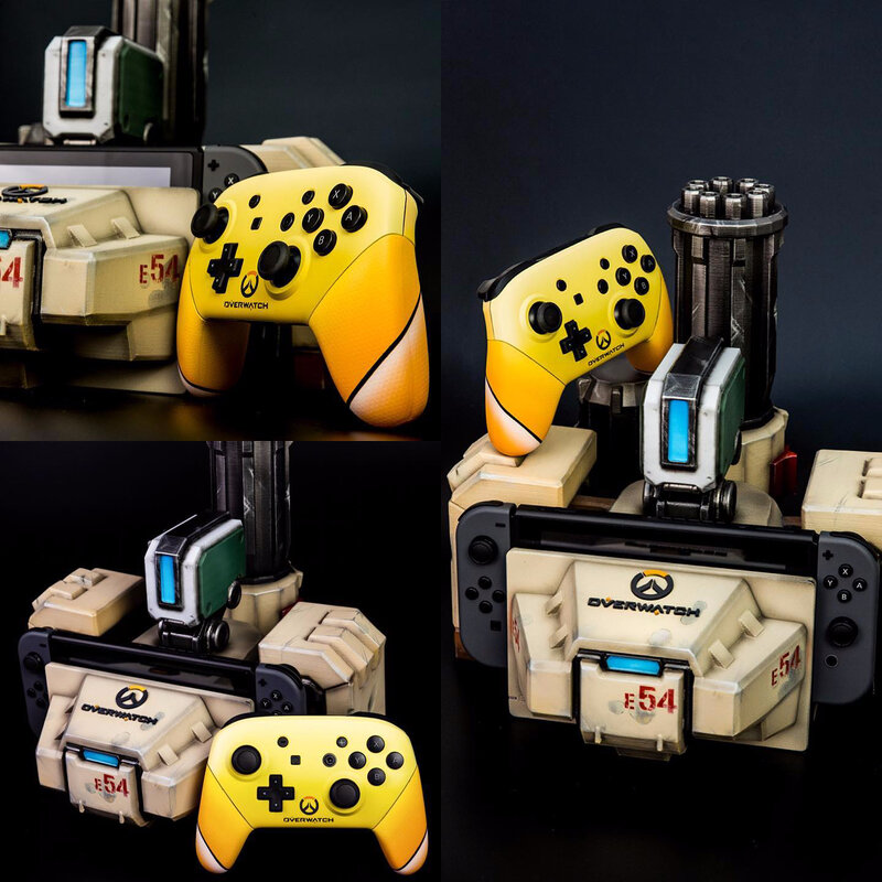 Bastion Switch custom