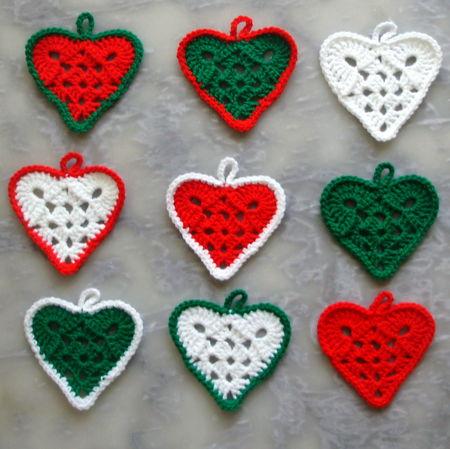 9_coeurs_rouge_vert_blanc