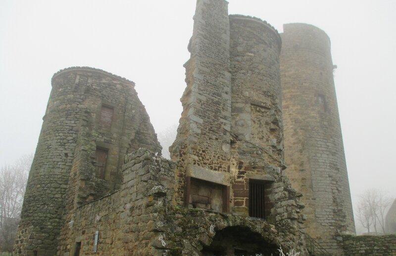 Château de Mercoeur