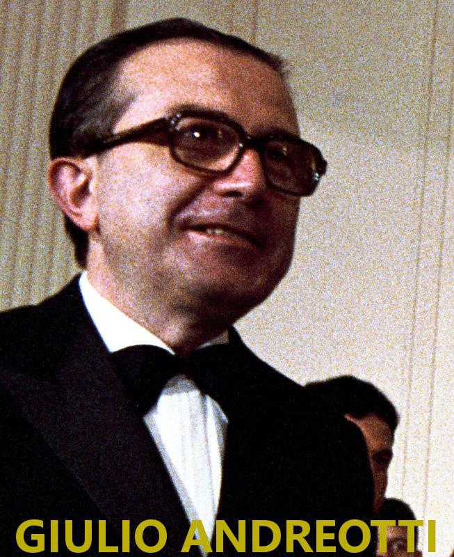 1970-GIULIO ANDREOTTI