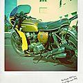 Ma 4 pattes au Cap d'Agde en 1975