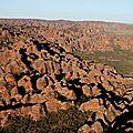 Australie : Bungle-Bungle Purnululu NP