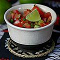 Rougail tomates au citron galet