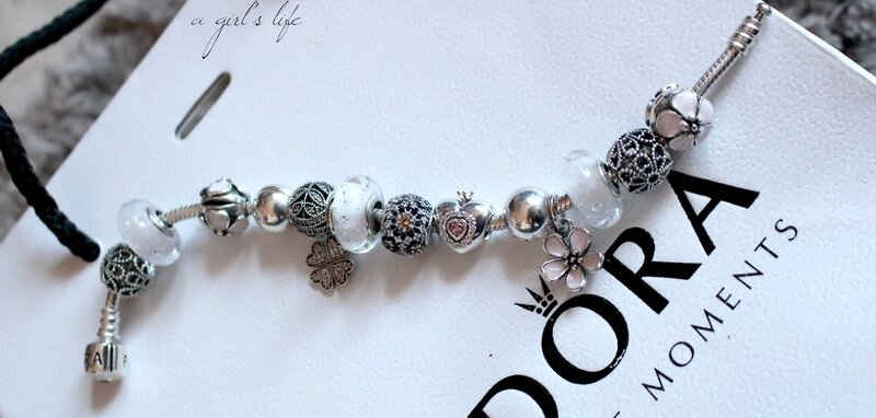 pandora bracelet 1