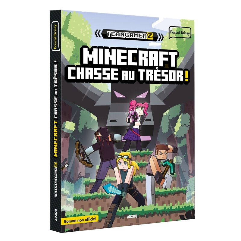 team-gamerz-tome-2-minecraft-chasse-au-tresor
