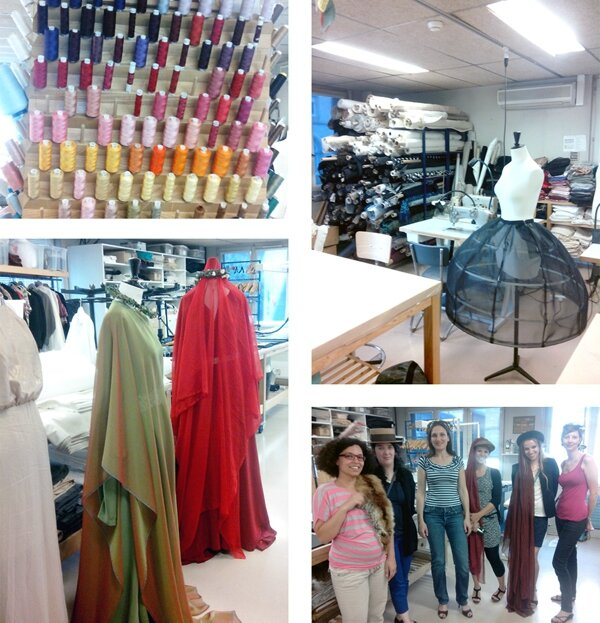 TNS ateliers couture