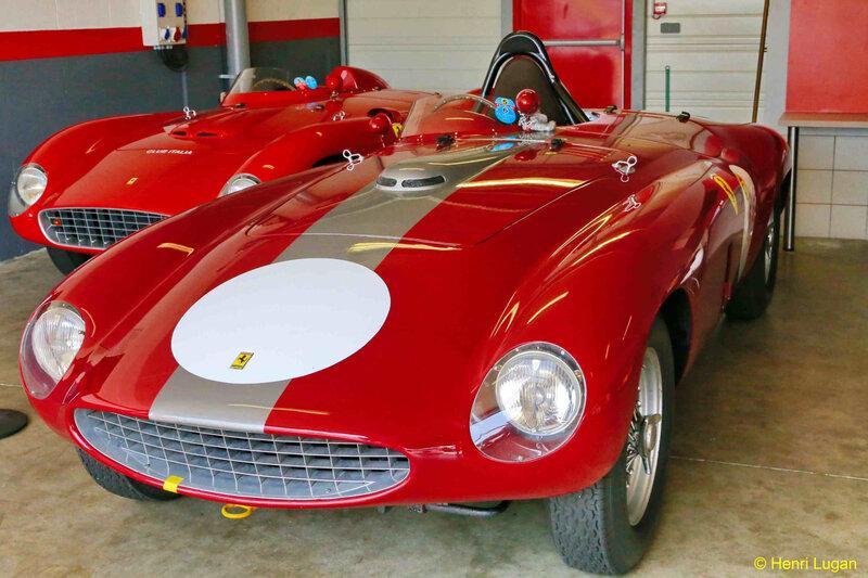 Ferrari 340 MM spider Scaglietti #0294MM_31 - 1953 [I] HL_GF