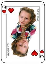 Karine Carte a jouer