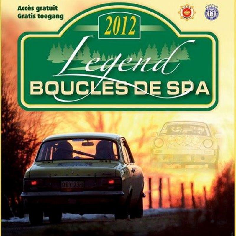 Legend Boucles de Spa 2012 1