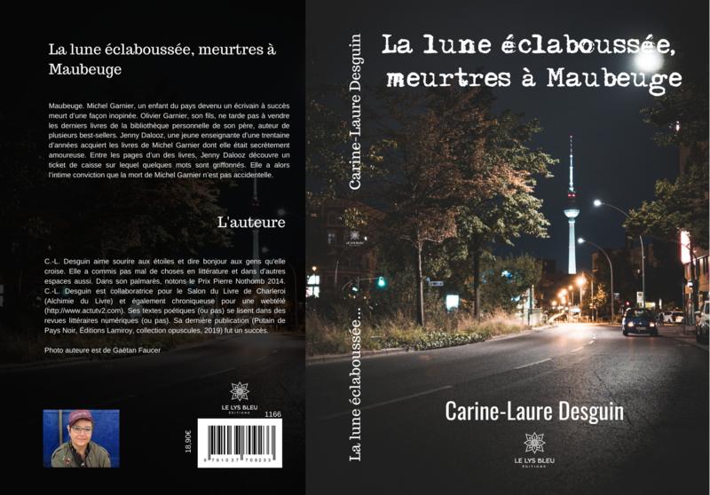 La lune éclaboussée, meurtres à Maubeuge, une recension de Martine Rouhart pour la revue Reflets Wallonie