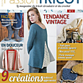 Pull sandrine & compagnie passion tricot