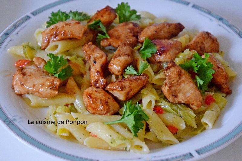 poulet poireau coco curry (1)