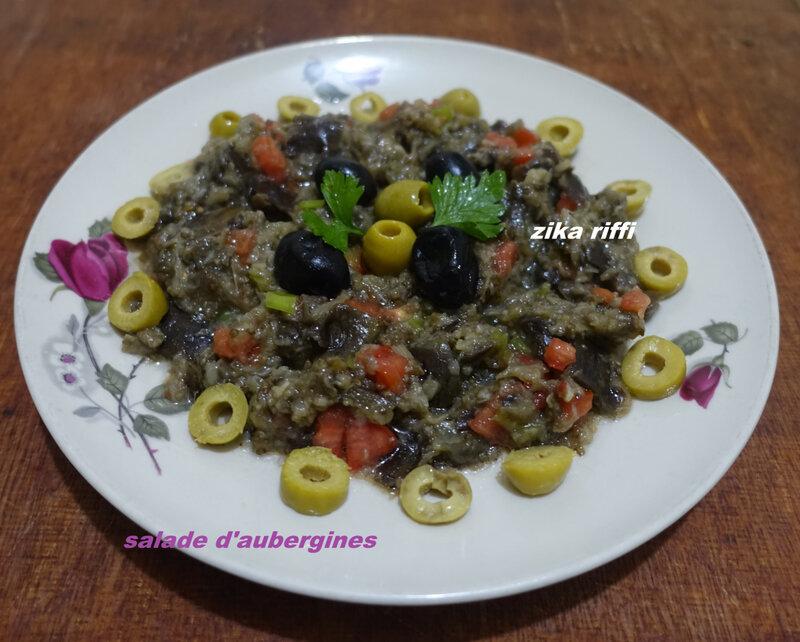 salade d'aubergines de guiga 2