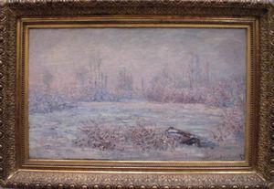 Le Givre-Monet