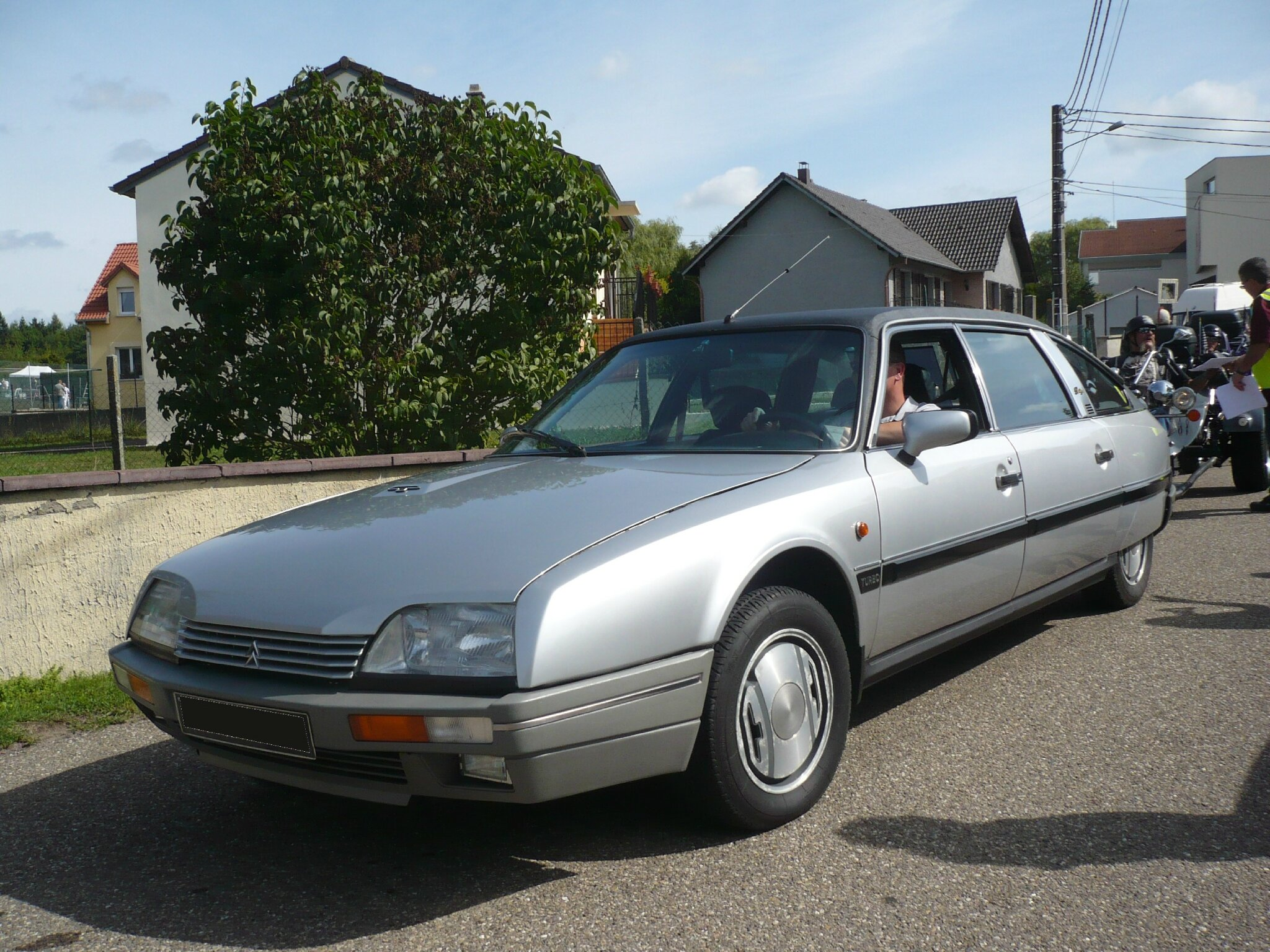 CITROËN CX 25 Prestige turbo 2 Hambach (1)