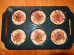 Muffins avant cuisson
