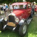Citroën b14 g faux cabriolet 1928