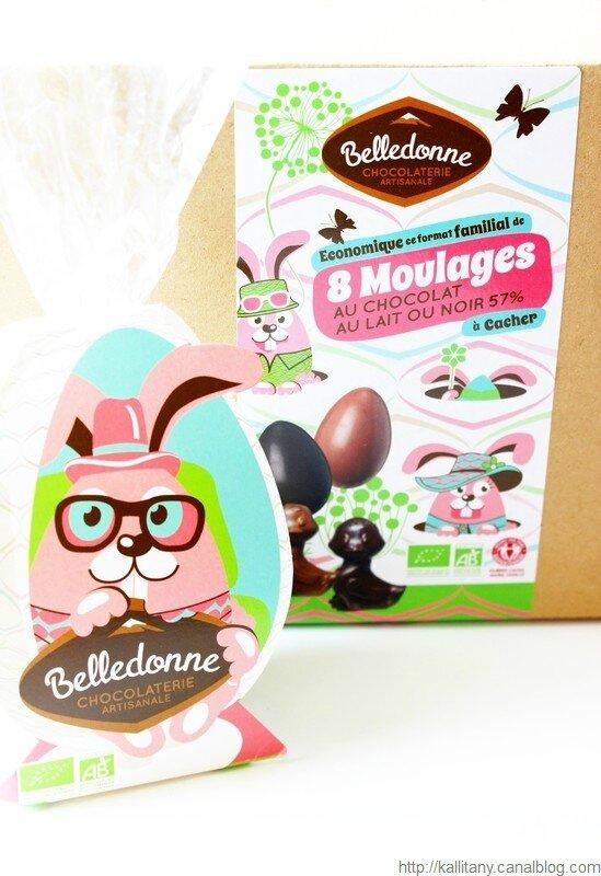 Blog culinaire Kallitany - Chocolats de Pâques bio 2017 (1)