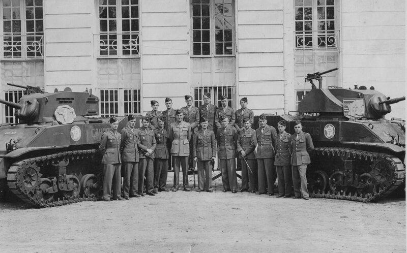 Rambouillet 1945