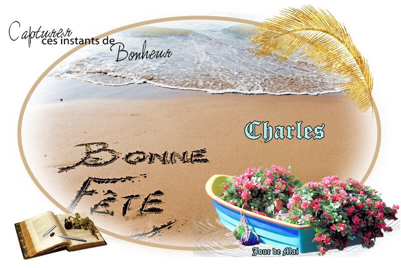 Bonne Fête Charles