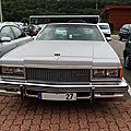 Chevrolet caprice classic coupé 1977