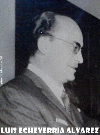 1972-Luis Echeverría