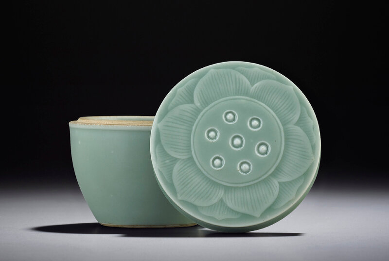 2014_HGK_03322_3449_000(a_small_celadon-glazed_lotus_pod-form_box_and_cover_daoguang_six-chara)