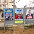 2e tour des élections régionales à saint-chamond - 13 décembre 2015