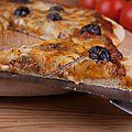 Pizza margherita à ma façon...et partenariats