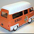 Renault Estafette Renault Service B