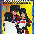 Animag Volume 2 - Magazine of Japanese Animation