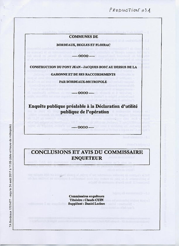 Production 1 Rapport Enquêteur 2