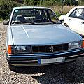 Peugeot 305 gt (1983-1986)