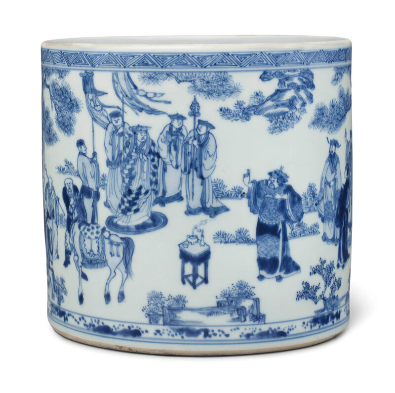 2012_NYR_02648_1279_000(an_unusual_large_blue_and_white_brush_pot_kangxi_period)